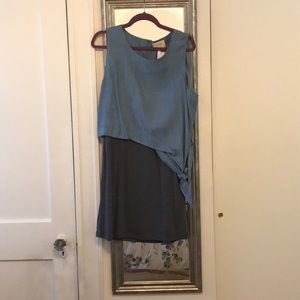 """""""Skies are Blue"""" cute and flirty dress!"""